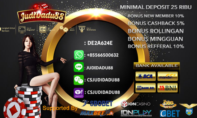 Website Resmi Judi Casino Online Terpercaya