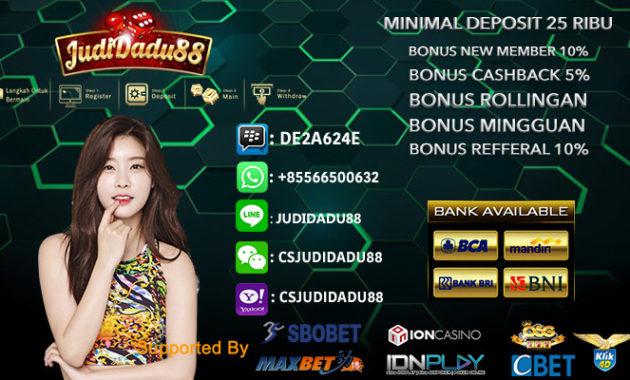 Bermain Casino Online di Situs Paling dipercaya
