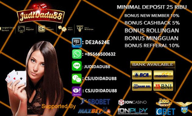 Bermain Casino Online Indonesia Uang Asli