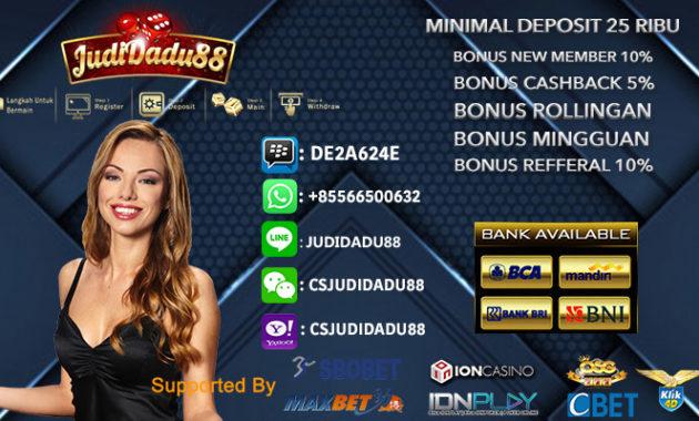 Jenis Permainan Judi Idn Poker Paling Dicari