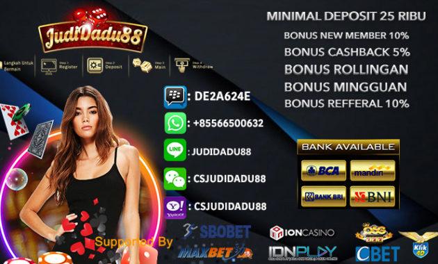 Situs Idn Poker Online Dengan Bonus Paling Besar