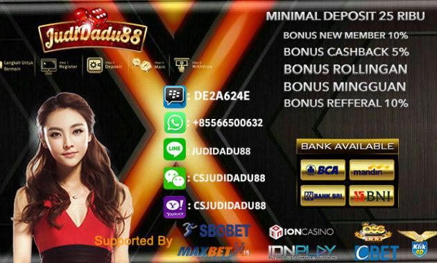 Situs Slot Judi Casino Online Terbaik