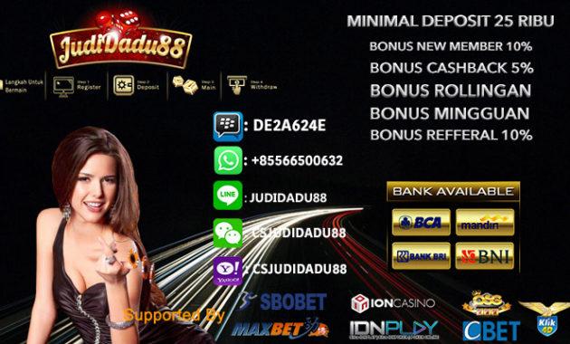 Cara Main Judi Dragon Tiger Melalui Agen Casino Online