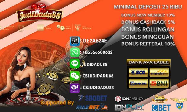 Cara Bermain Judi Texas Holdem Poker Melalui Agen Casino Online