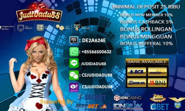 Situs Idn Poker Indonesia Deposit 25rb