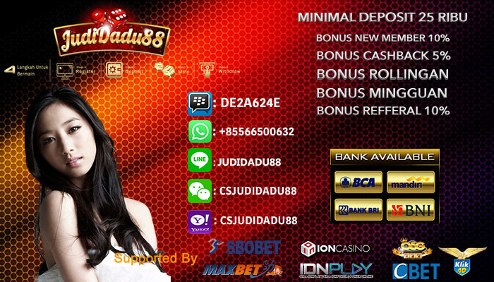Website Terpercaya Casino Online Indonesia
