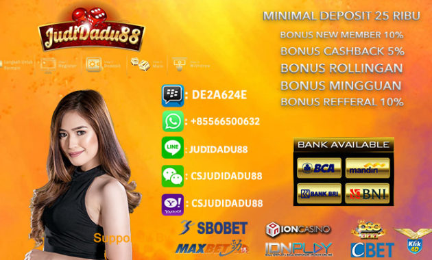 Bermain Judi Sbobet Mobile Indonesia Deposit 25rb