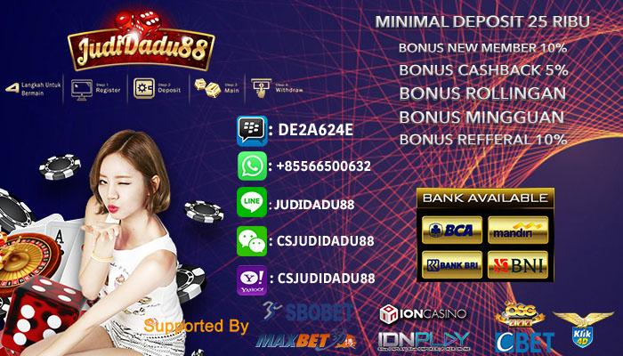Bandar Slot Online Deposit Via GoPay