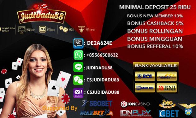 Rebut Kemenangan Judi Dragon Tiger di Situs Casino Online