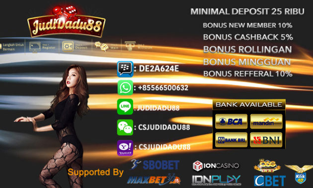 Tips Bermain Mix Parlay di Agen Bola Sbobet
