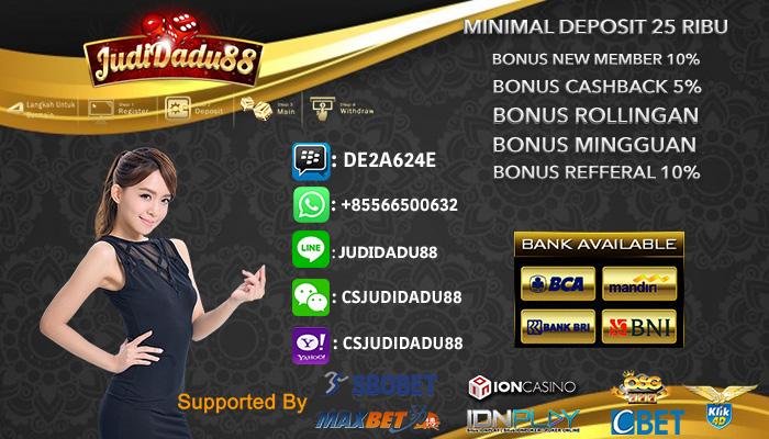 Menangkan Judi Casino Online di Semua Permainan