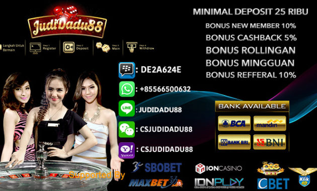 Website Casino Online Indonesia Resmi