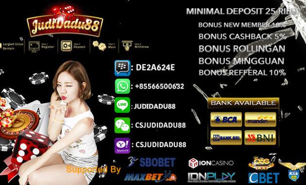 Bermain Judi Casino Online Indonesia Profit