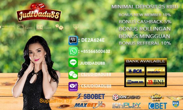 Rumah Judi Casino Online Indonesia 2020