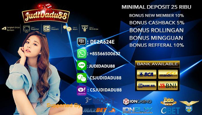 Keseruan Main Casino Online Setiap Waktu
