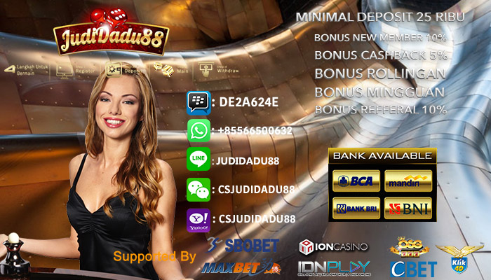 Menang Terus Bermain Judi Casino Online 2020