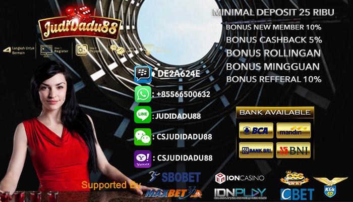 Judi Casino Online Indonesia Uang Asli