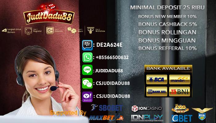 Menang Abadi Bermain Casino Online Indonesia