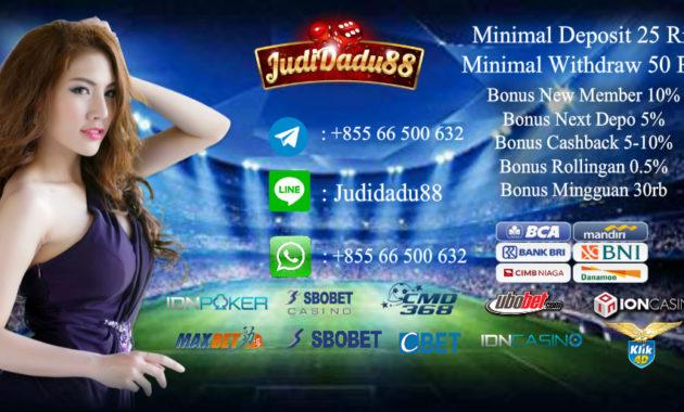 Gabung Website Casino Online Indonesia 2020
