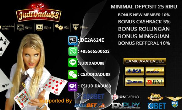 Strategi Ulung Bermain Casino Sbobet Terpercaya
