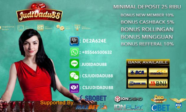 Main Judi Casino Online Era Baru