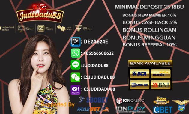 Judi Casino Online Indonesia Terpercaya 2020