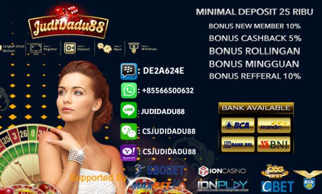 Kenyamanan Bermain di Agen Casino Online Resmi