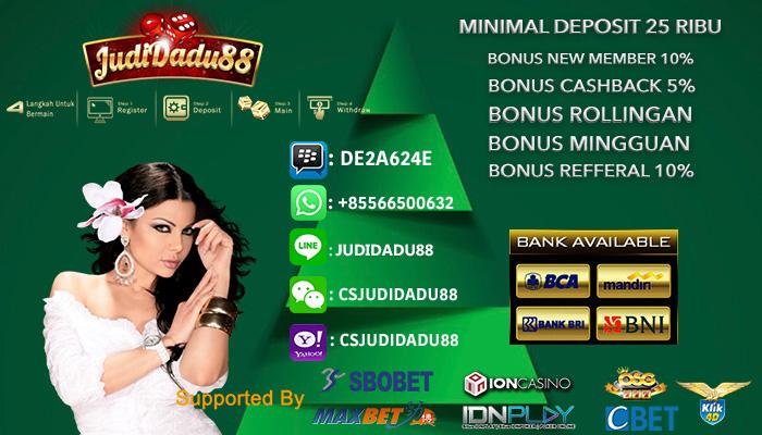 Permainan Judi Casino Online Indonesia Terpopuler