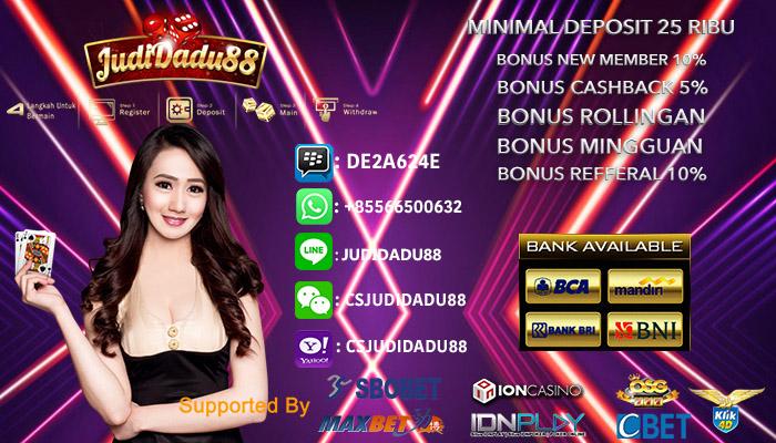 Judi Casino Online Indonesia Terbaru 2020