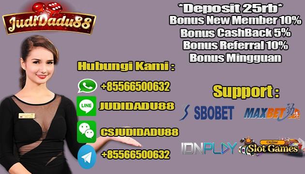 Agen Sbobet Resmi Deposit BCA 50rb