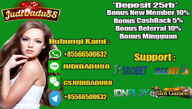 Agen Sbobet Indonesia Deposit BCA 100rb